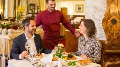 Stilvoll essen im Hotel Stefanie in Wien