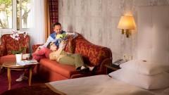 Entspannen im Hotel Stefanie in Wien