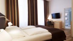 Komfortable Zimmer im Hotel Zipser in Wien