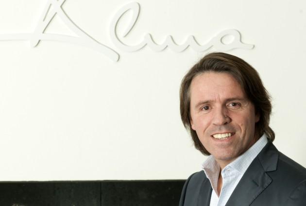 Ihr Gastgeber im ALMA Boutique Hotel Wien Thomas M. Pertschy