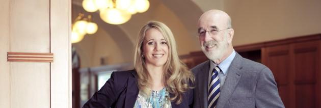 Ines Pietsch und Reinhard Blumauer Ihre Gastgeber im Austria Classic Hotel Wien