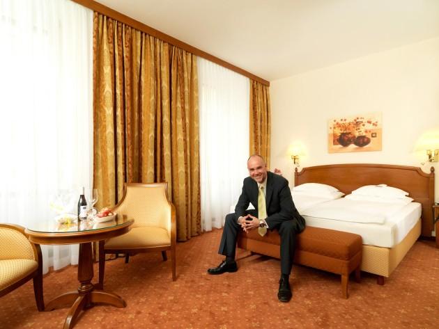 Ihr Gastgeber im Hotel Stefanie in Wien