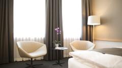 Moderner Komfort im Hotel Zürcherhof in Zürich